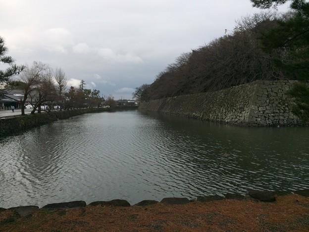 Photos: 彦根城外堀?