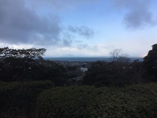 彦根城からの眺望2
