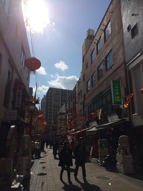 神戸南京中華街1