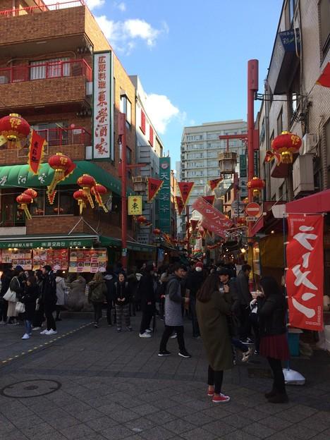 神戸南京中華街9