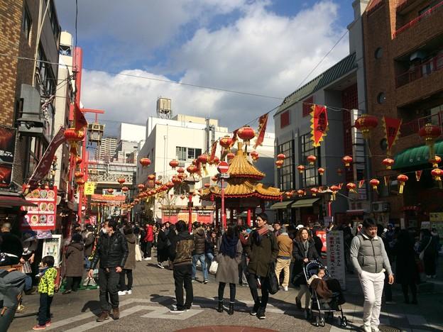 神戸南京中華街10