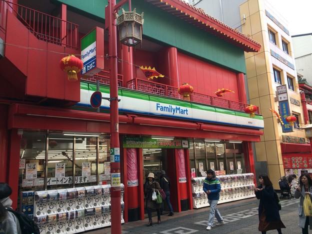 神戸南京中華街14 ~ファミマも中華仕様~