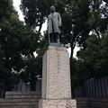 渋沢栄一 銅像
