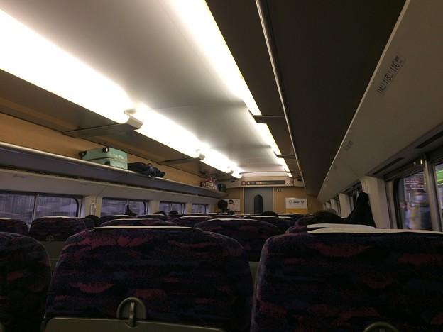 東北新幹線やまびこ乗車 自由席