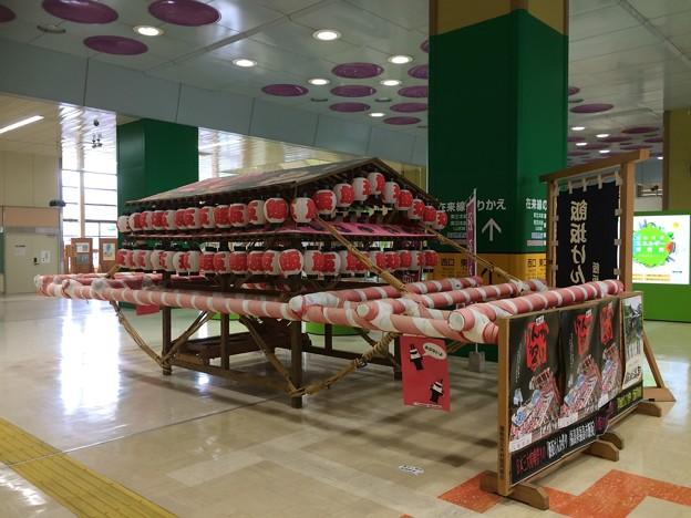 福島駅7 ~飯坂けんか祭り~