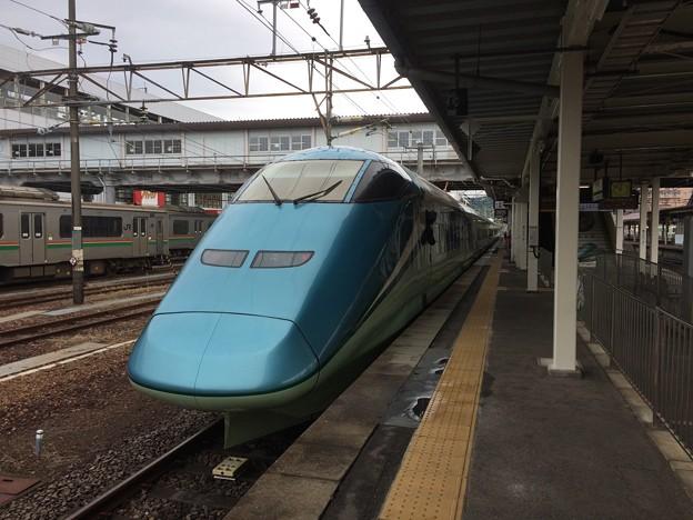 Photos: 福島駅8 ~とれいゆつばさ~