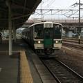 Photos: 福島駅9 ~普通電車米沢行き~
