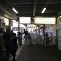 福島駅12 ~私鉄改札~