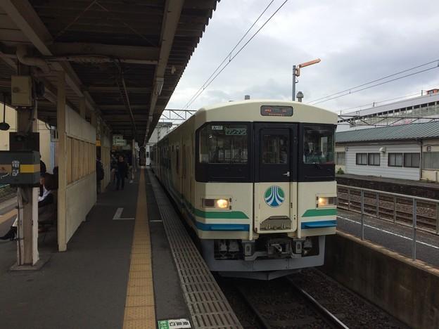 福島駅15 ~阿武隈急行普通列車~
