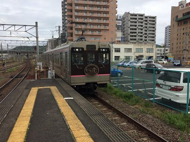 福島駅17 ~福島交通飯坂線の電車~