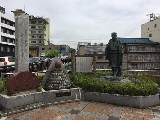 飯坂温泉駅前1