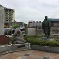 Photos: 飯坂温泉駅前1