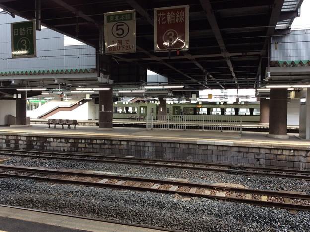 盛岡駅構内