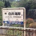 Photos: 白井海岸駅