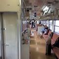 陸中野田駅 停車中