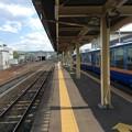 Photos: 久慈駅3 ~JRホームへ移動~