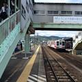 Photos: 久慈駅4 ~三陸鉄道ホームを眺める~