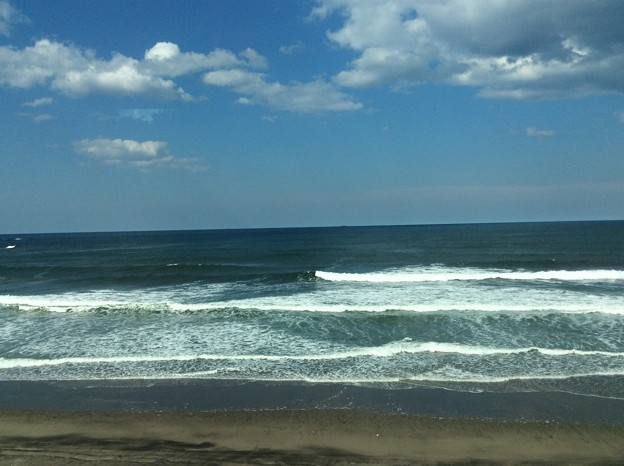 JR八戸線沿線風景1