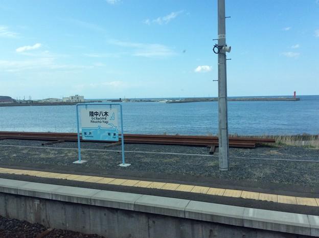 陸中八木駅2