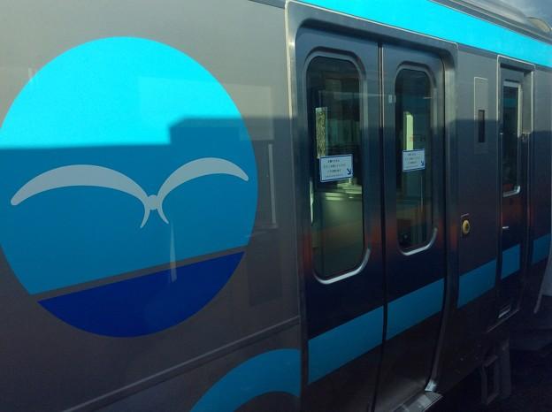 階上駅3 ~列車交換~