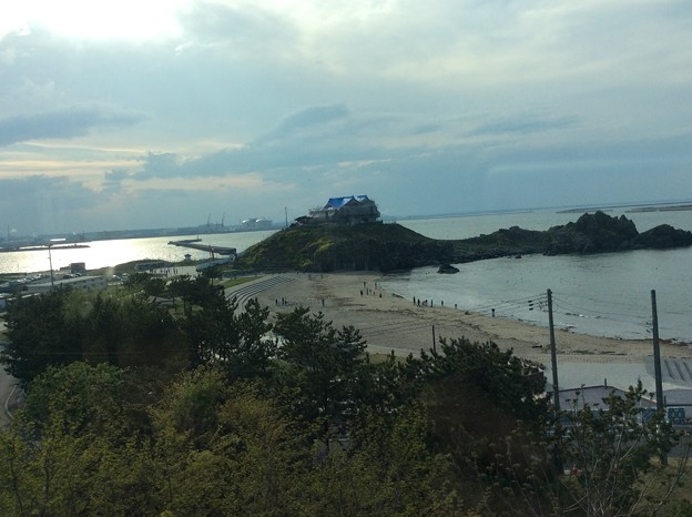 JR八戸線沿線風景8