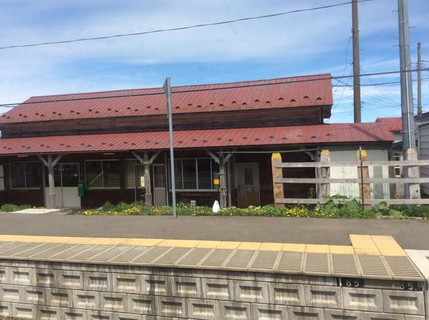 北金ケ沢駅1