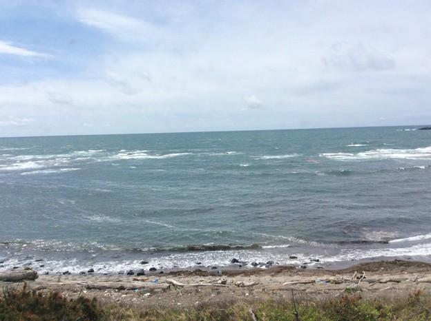 五能線から見える海5