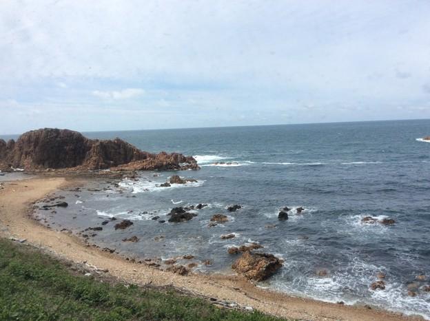 Photos: 五能線から見える海8