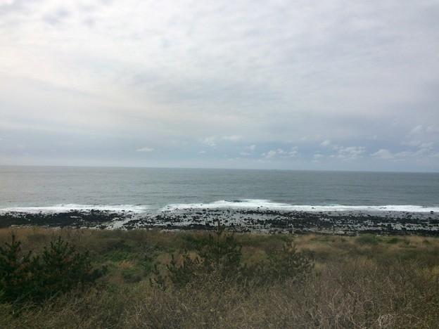 五能線から見える海14