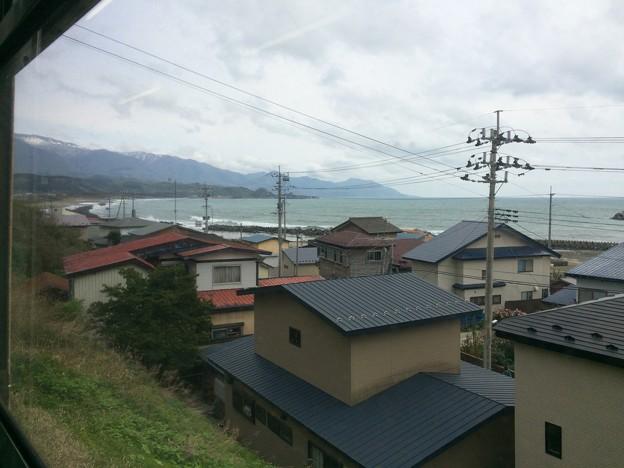 陸奥岩崎駅付近の集落2