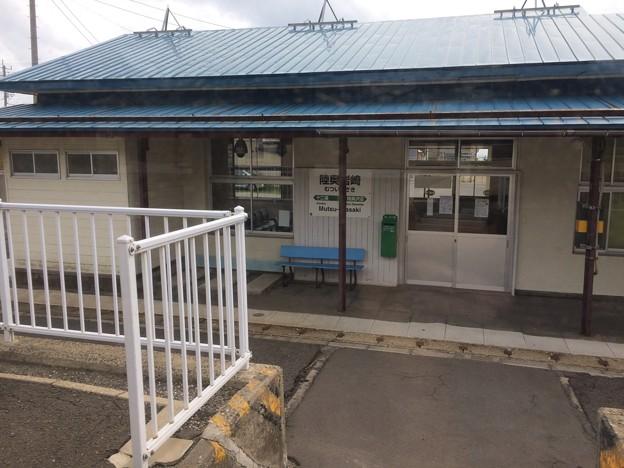 Photos: 陸奥岩崎駅1