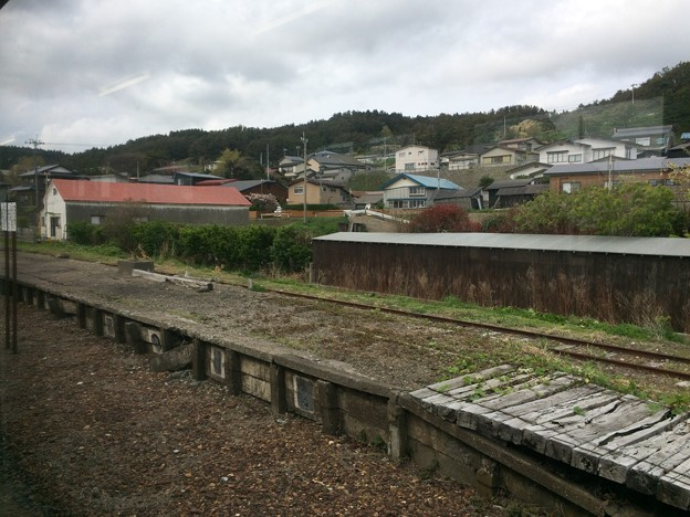陸奥岩崎駅3