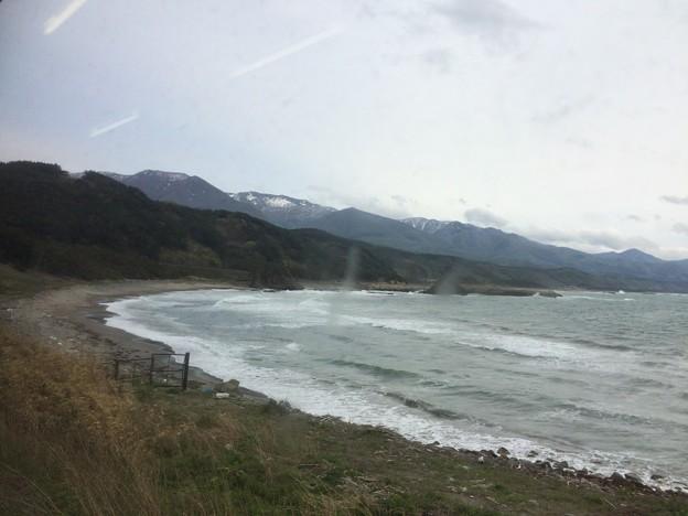 五能線から見える海18