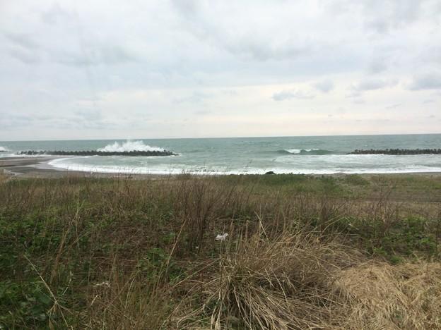 五能線から見える海19