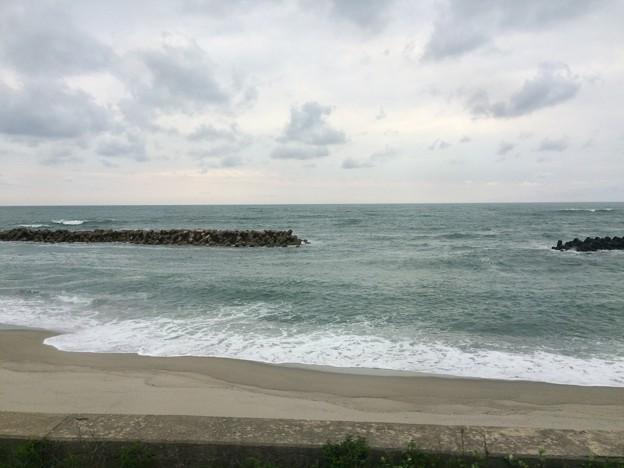 五能線から見える海20