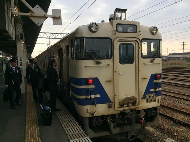 東能代駅2