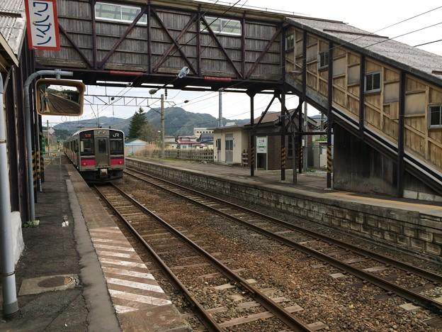 二ツ井駅2
