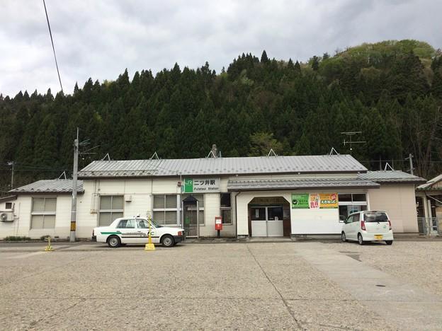 二ツ井駅6 ~駅舎~