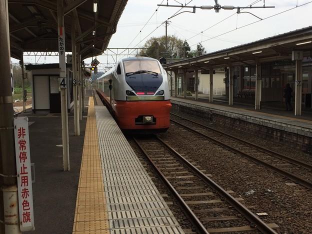 鷹ノ巣駅1