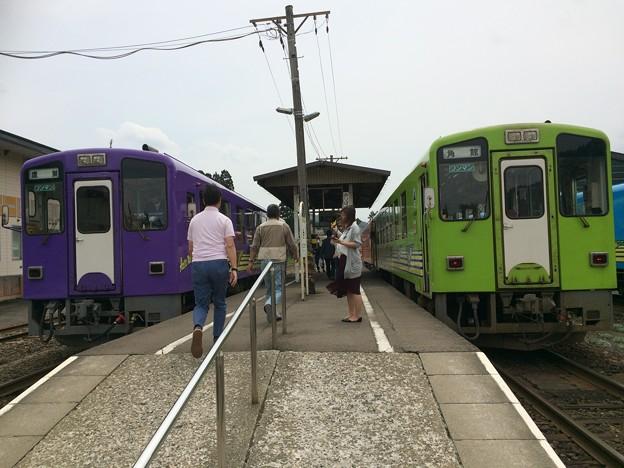阿仁合駅2