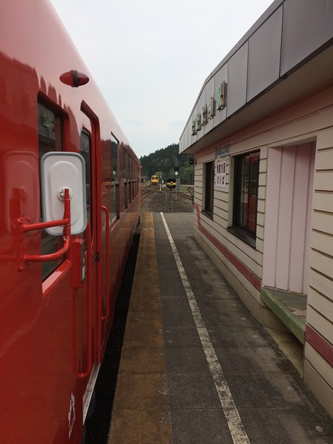 上桧木内駅5