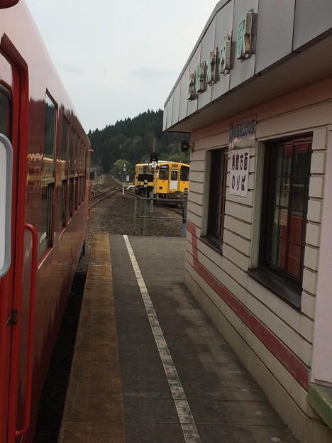 Photos: 上桧木内駅6