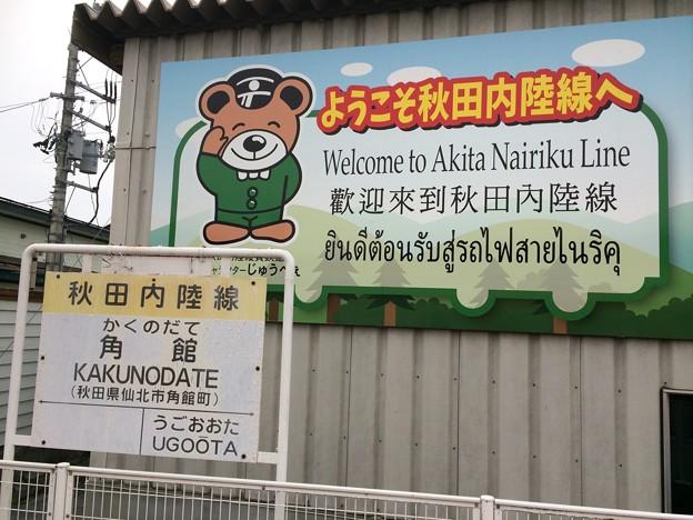 Photos: 角館駅3