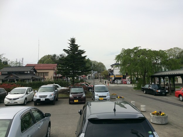 角館駅8 ~駅前~