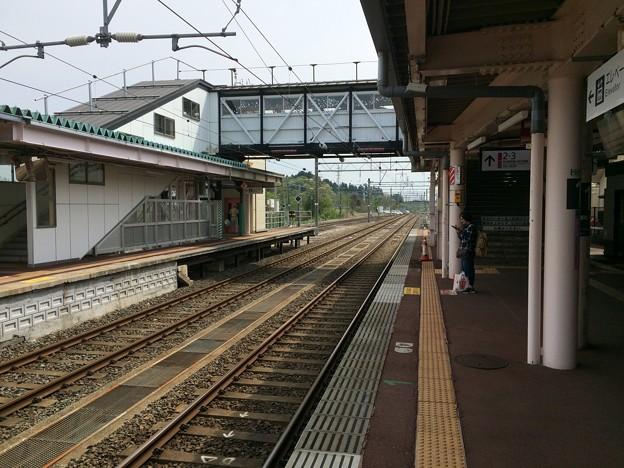 角館駅12