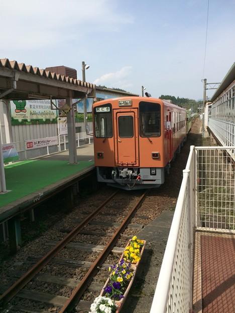 角館駅16