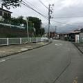 Photos: 地震窪の上?