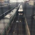 Photos: 沼津駅 朝 ホームライナー