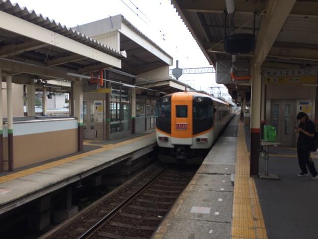 伊勢中川駅9