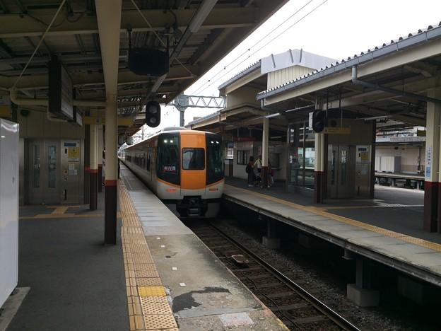 伊勢中川駅10
